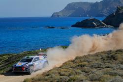 Hayden Paddon, Sebastian Marshall, Hyundai i20 Coupe WRC, Hyundai Motorsport