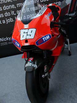 Tributo Nicky Hayden en todas las motos