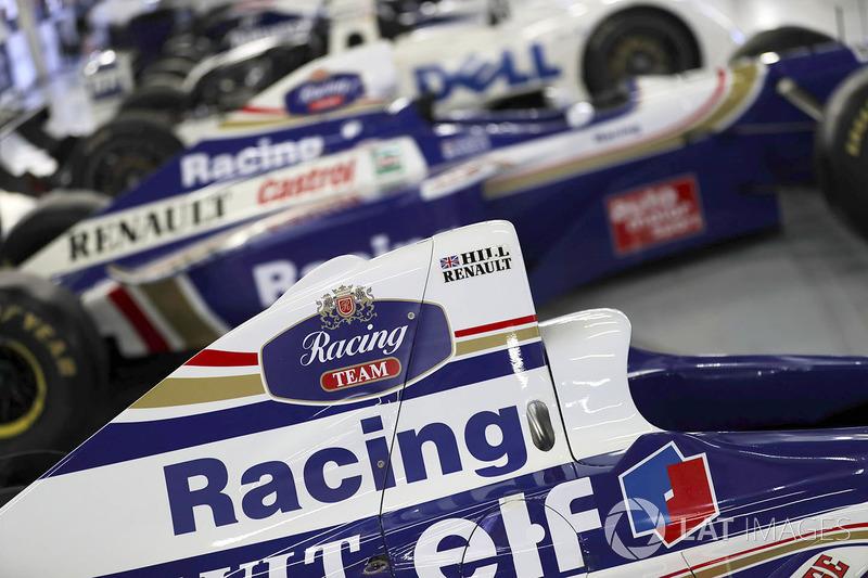 Des Williams des années 1990