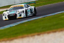 #3 Audi R8 LMS: Ash Samadi; Chris Either