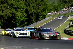№10 Audi Sport Team WRT, Audi R8 LMS: Франк Штипплер, Рене Раст, Фредерик Вервиш, Нико Мюллер