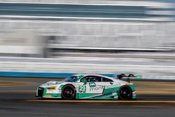 #29 Montaplast by Land-Motorsport, Audi R8 LMS GT3: Connor de Phillippi, Jules Gounon, Christopher M