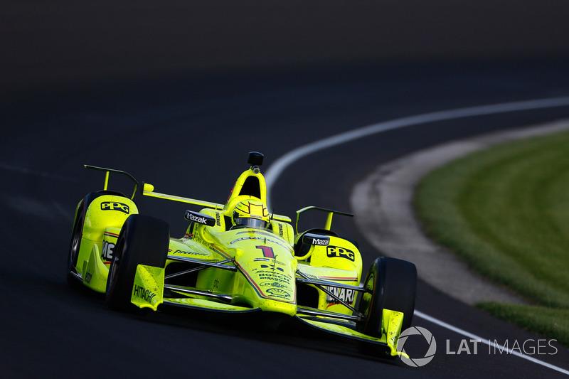 14. Simon Pagenaud, Team Penske, Chevrolet