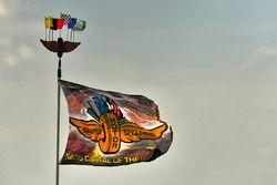 Flagge: Indianapolis Motor Speedway