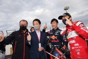 Tomoki Nojiri, TEAM MUGEN, Hiroki Otsu, Red Bull MUGEN Team Goh