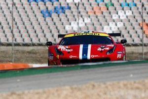 #61 Af Corse Ferrari 488 GTE EVO LMGTE, Franck Dezoteux, Pierre Ragues, Côme Ledogar