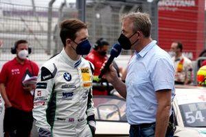 #10 Schubert Motorsport BMW M6 GT3: Nick Yelloly, Dirk Adorf, NITRO TV