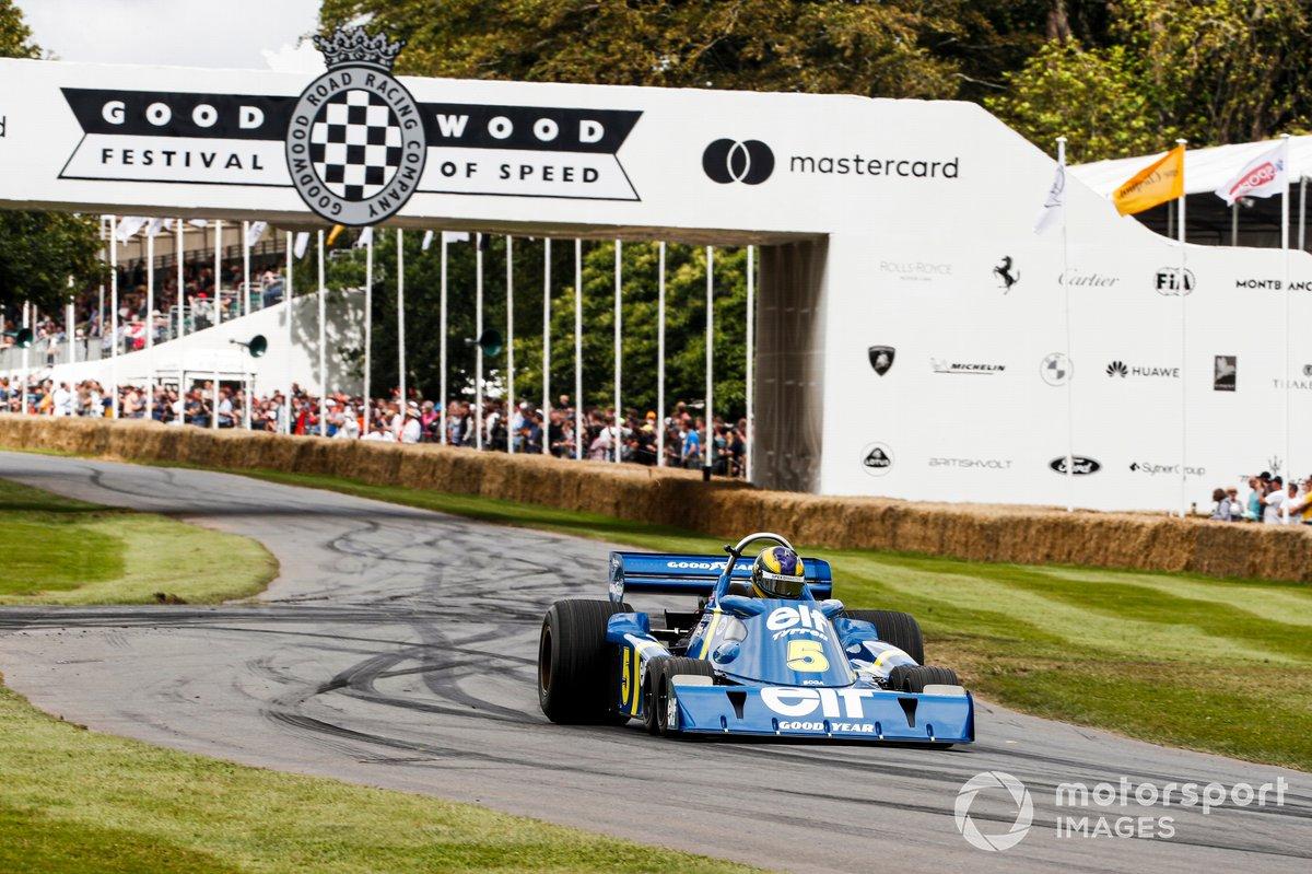 Tyrrell-Cosworth P34