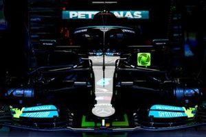 Auto van Lewis Hamilton, Mercedes W12