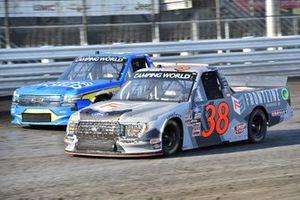 Todd Gilliland, Front Row Motorsports, Ford F-150 Frontline Enterprises INC.