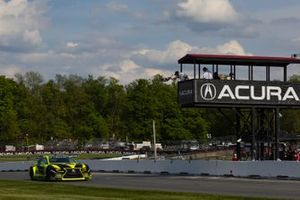 #12 VasserSullivan Lexus RC F GT3, GTD: Frankie Montecalvo, Zach Veach