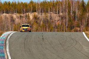 Тесты команды LADA Sport ROSNEFT в Казани