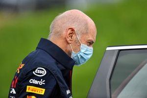 Эдриан Ньюи, технический руководитель Red Bull Racing