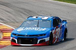 Ryan Preece, JTG Daugherty Racing, Chevrolet Camaro Maxwell House/Kroger