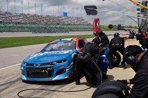 Joey Gase, Rick Ware Racing, Chevrolet Camaro