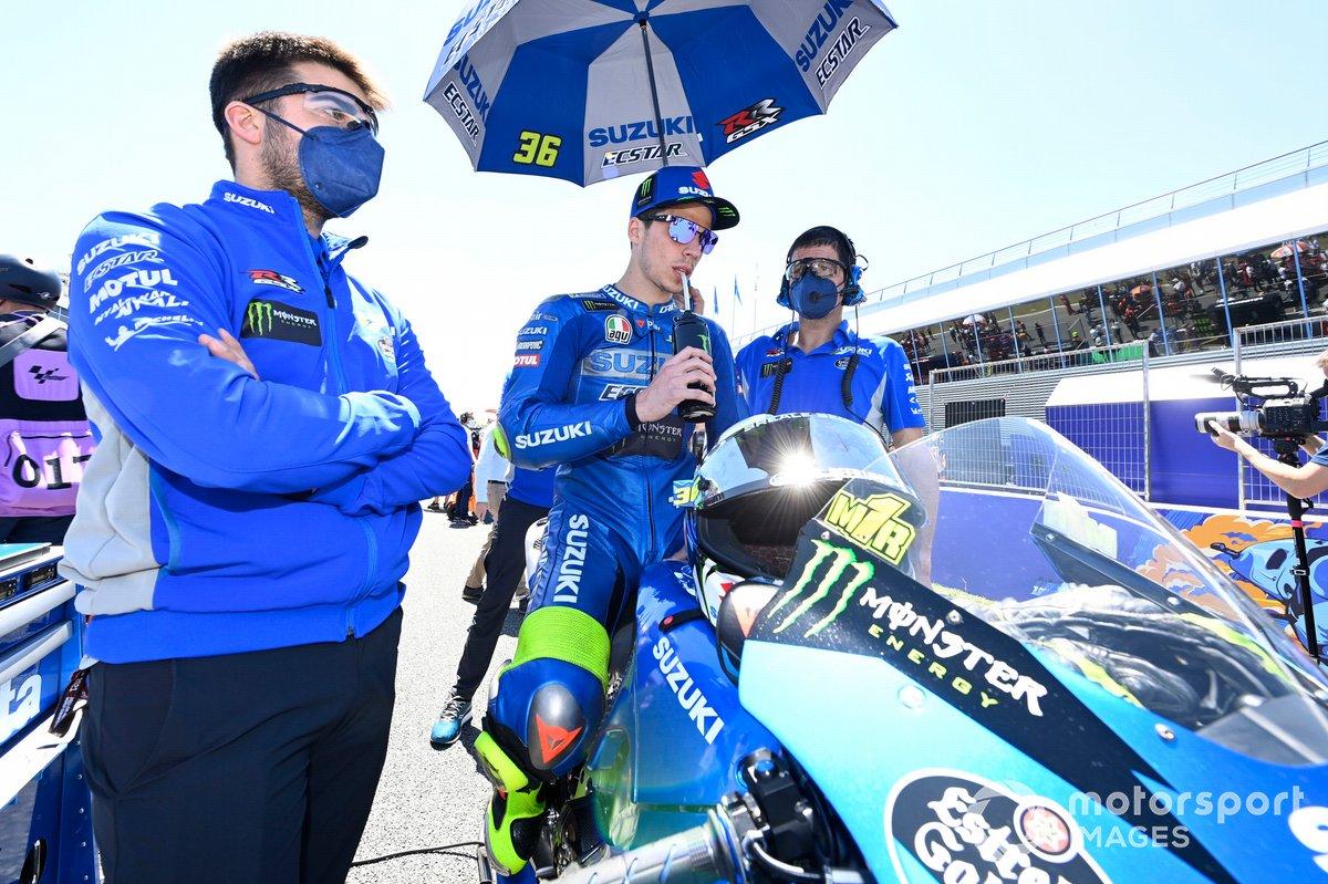 Joan Mir, Team Suzuki MotoGP