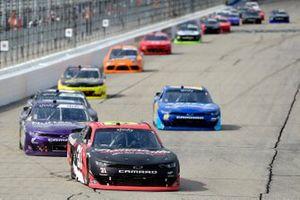 Jordan Anderson, Jordan Anderson Racing, Chevrolet Camaro Bommarito.com, J.J. Yeley, SS Green Light Racing, Chevrolet Camaro Nurtec ODT