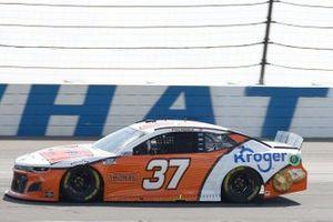 Ryan Preece, JTG Daugherty Racing, Chevrolet Camaro Thomas'/Kroger