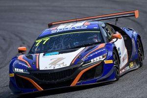 #77 Nova Race, Honda NSX GT3 Evo: Erwin Zanotti, Luca Magnoni
