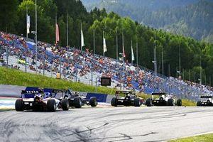 Ido Cohen, Carlin Buzz Racing, Reshad De Gerus, Charouz Racing System