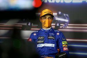 لاندو نوريس، مكلارين