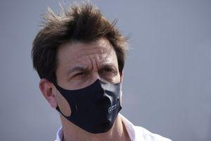 Toto Wolff, Teambaas en CEO, Mercedes AMG