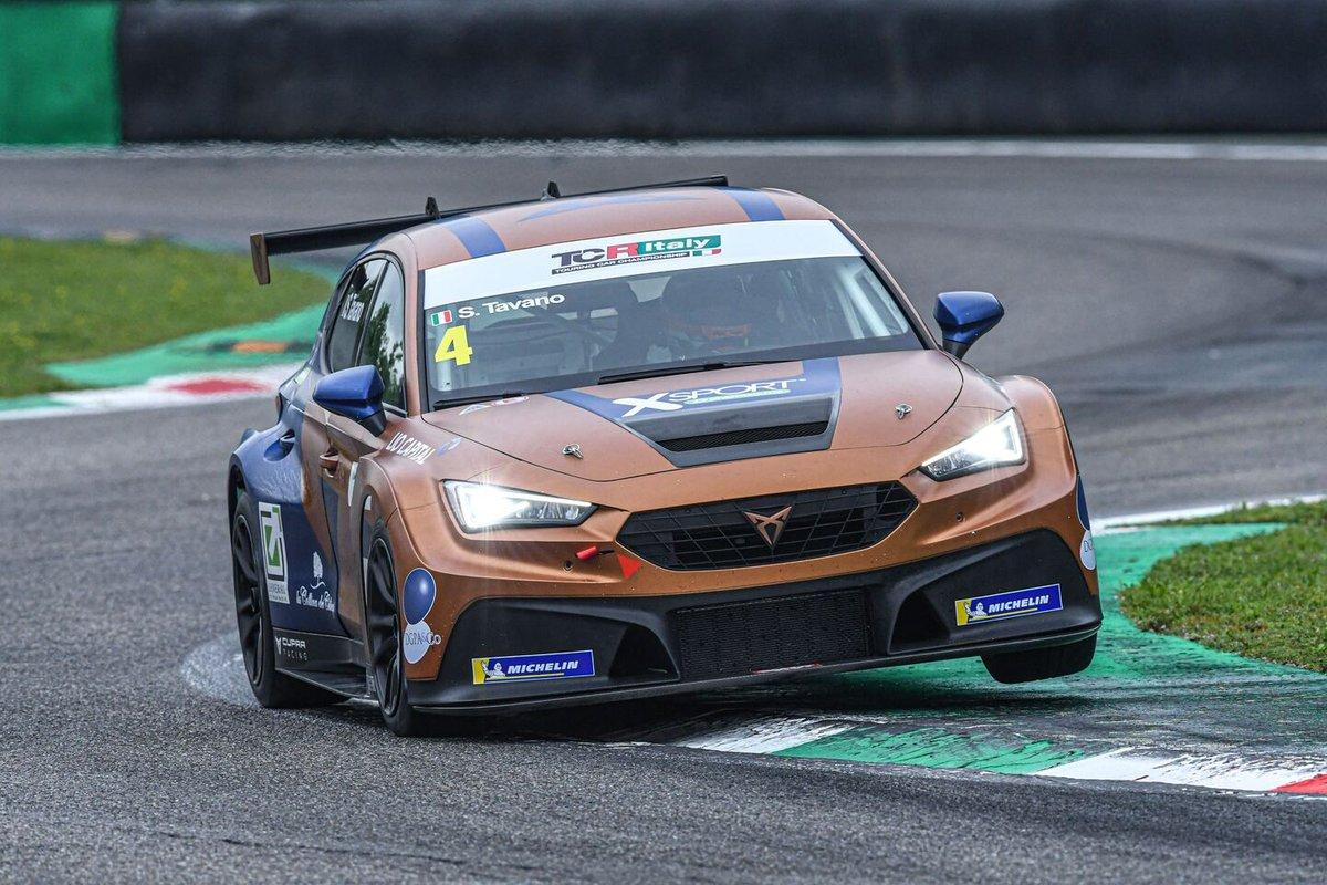 Salvatore Tavano, Scuderia del Girasole by Cupra Racing, Cupra Leon Competición TCR