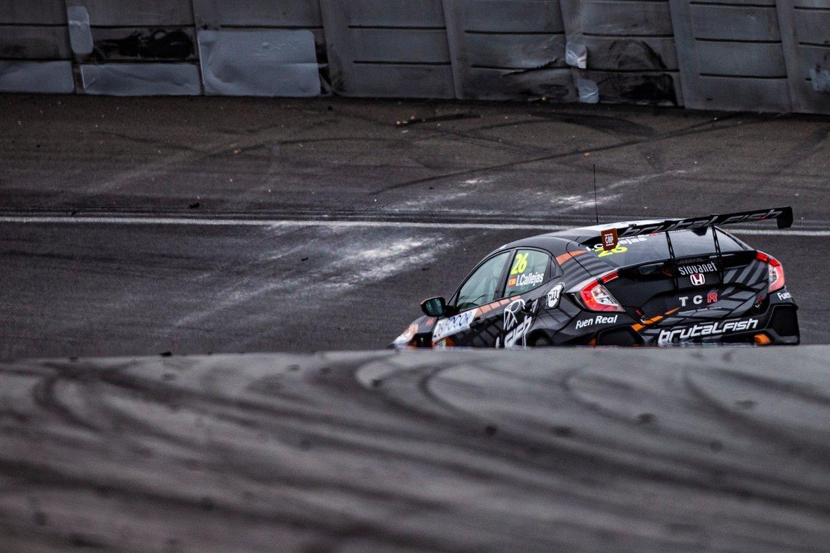 Isidro Callejas, Brutal Fish Racing Team, Honda Civic Type R TCR