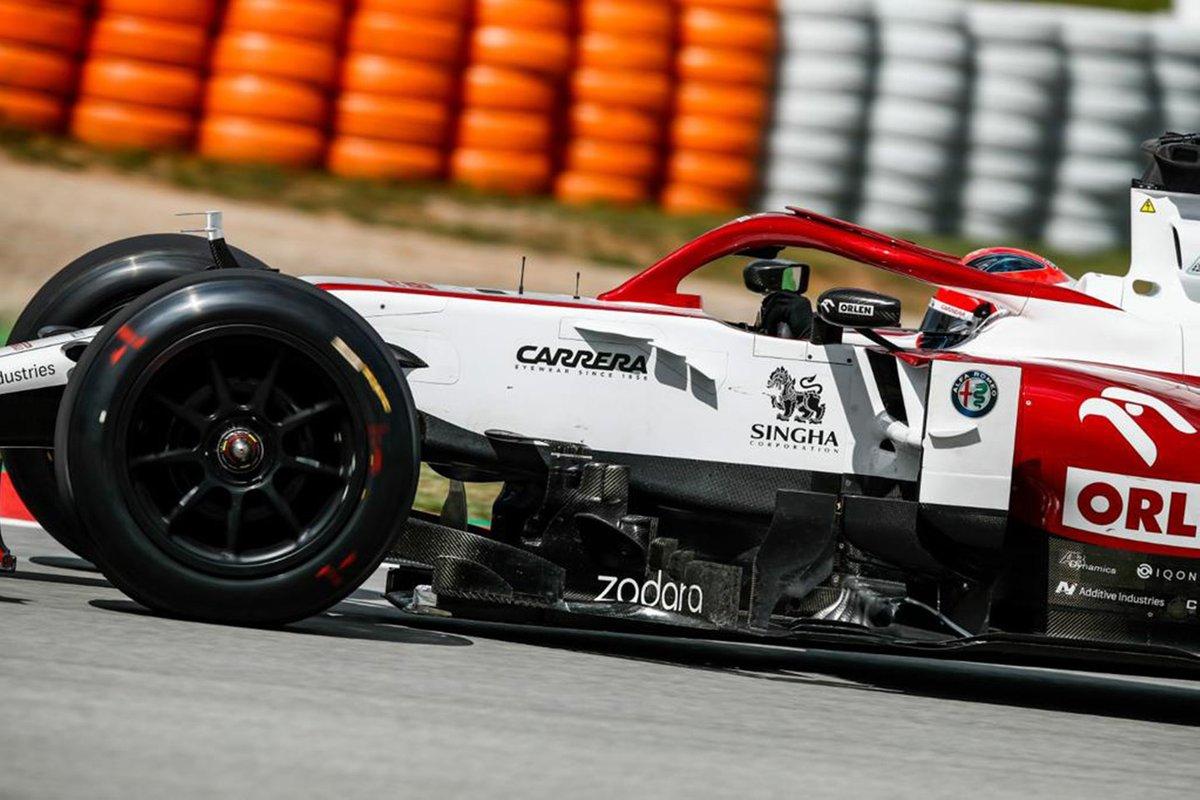 Robert Kubica, Alfa Romeo Racing Orlen