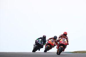 Marc Marquez, Repsol Honda Team, Pol Espargaro, Repsol Honda Team, Enea Bastianini, Esponsorama Racing