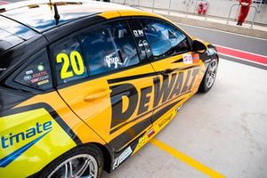 Car of Scott Pye, Team 18
