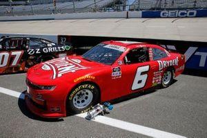 Landon Cassill, JD Motorsports, Chevrolet Camaro TeamJDMotorsports.com