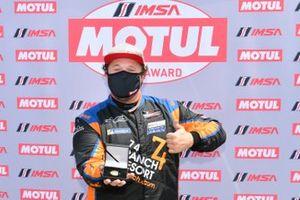 #74: Riley Motorsports Ligier JS P320, LMP3: Gar Robinson, en pole position