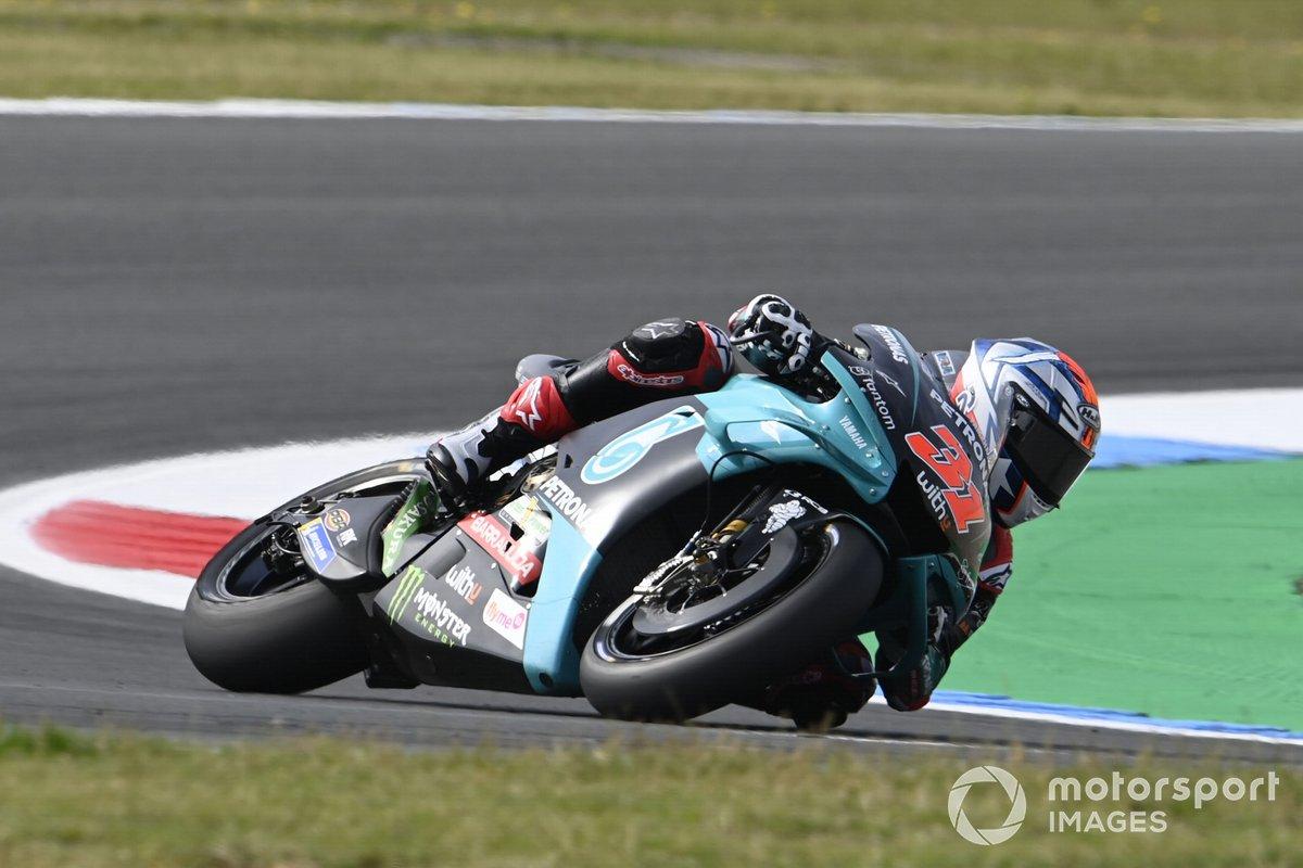 Garett Gerloff, Petronas Yamaha SRT