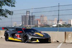 #4 Corvette Racing Corvette C8.R, Nick Tandy, Tommy Milner