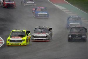 Matt Crafton, ThorSport Racing, Toyota Tundra Oklahoma Joe's/Menards, \t98