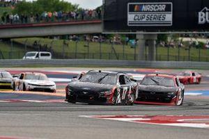Cole Custer, SS Green Light Racing, Chevrolet Camaro Production Alliance Group, Tyler Reddick, Jordan Anderson Racing, Chevrolet Camaro Bommarito Automotive Group