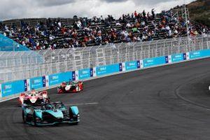 Sam Bird, Jaguar Racing, Jaguar I-TYPE 5, Alexander Sims, Mahindra Racing, M7Electro, Rene Rast, Audi Sport ABT Schaeffler, Audi e-tron FE07