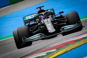Louis Hamilton, Mercedes W12