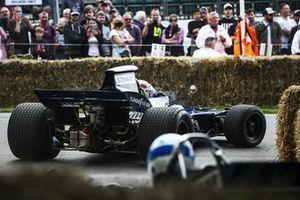 Sir Jackie Stewart Tyrrell-Cosworth 003