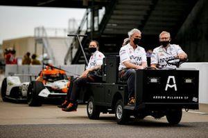 Juan Pablo Montoya, Arrow McLaren SP Chevrolet team members