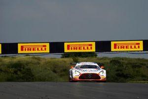 #20 Team Zakspeed Mobil Krankenkasse Racing Mercedes-AMG GT3 Evo: Constantin Schöll, Hendrik Still