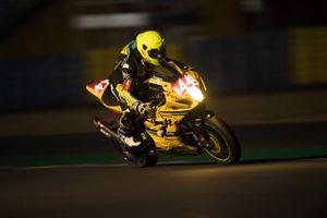 #44 No Limits Motor Team: Luca Scassa, Alexis Masbou, Kevin Calia