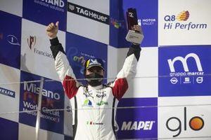 Podio: Simone Iaquinta, Dinamic Motorsport