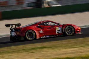 #21 AF Corse, Ferrari 488 GT3 Evo: Simon Mann, Toni Vilander