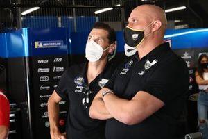 Ruben Xaus, Raul Romero, Esponsorama Racing