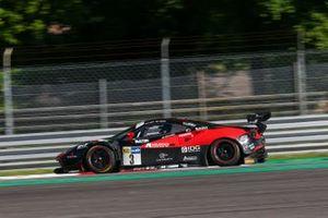 #3 Easy Race, Ferrari 488 GT3 Evo: Matteo Greco, Fabrizio Crestani