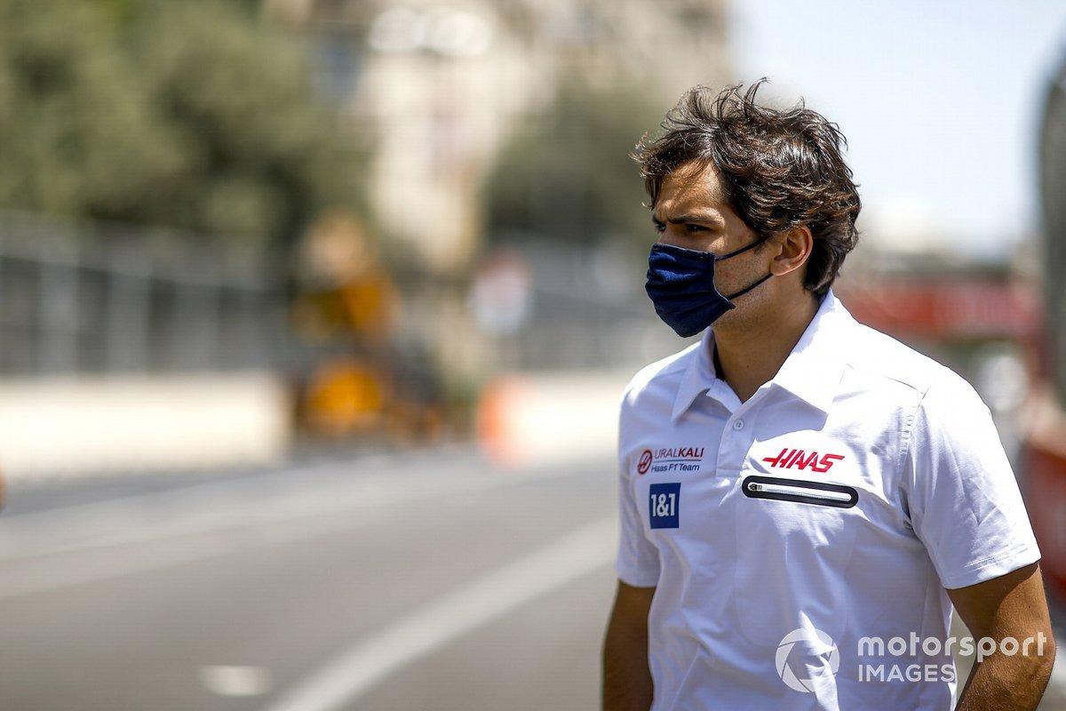 Pietro Fittipaldi, reserva de Haas F1