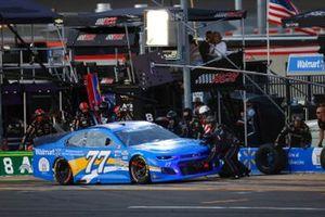 Justin Haley, Spire Motorsports, Chevrolet Camaro Walmart pit stop