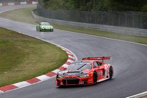 #24 Lionspeed by Car Collection Motorsport Audi R8 LMS GT3: Lorenzo Rocco di Torrepadula, Patrick Kolb, Milan Dontje, Patric Niederhauser